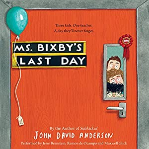 Ms. Bixby's Last Day Audiobook