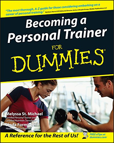 Becoming a Personal Trainer For Dummies