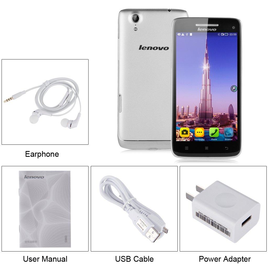 Lenovo S960 Freie Silber Elektronik Vibe X 16gb Silver