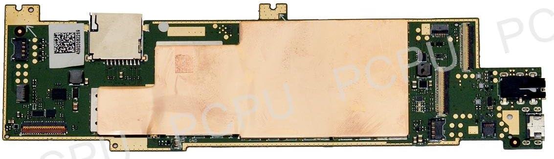 """NB.L4L11.001 Acer B1-730HD 7"""" Tablet Motherboard 1GB/16GB"""