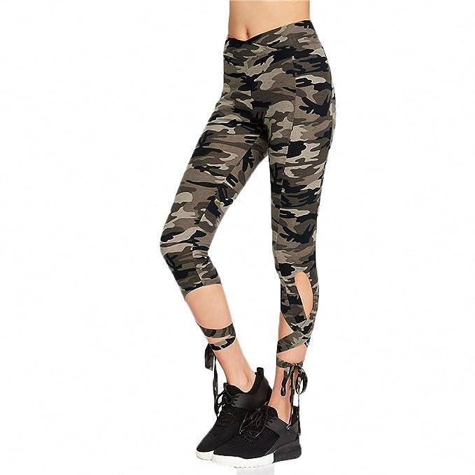 ddb644e4d0de37 Women Pants Trousers For Ladies New Style Plain Light Grey High Waist  Crisscross Tie Fitness Elastic