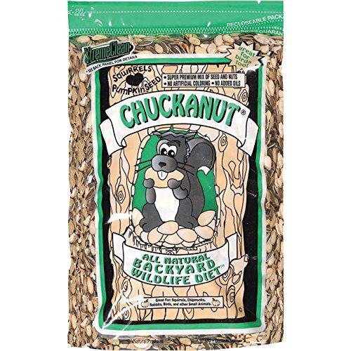 Chuckanut Wildlife Feed - 3Lbs