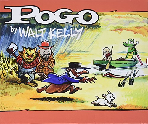 Pogo: Vols. 3 & 4 Gift Box Set (Walt Kelly's Pogo) (Walt Kelly Art)