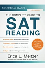 The Critical Reader, Fourth Edition: The Complete Guide to SAT Reading Paperback