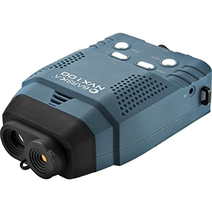 0ac6babc94b Amazon.com  Barska NVX100 3x Night Vision Monocular with Built in ...