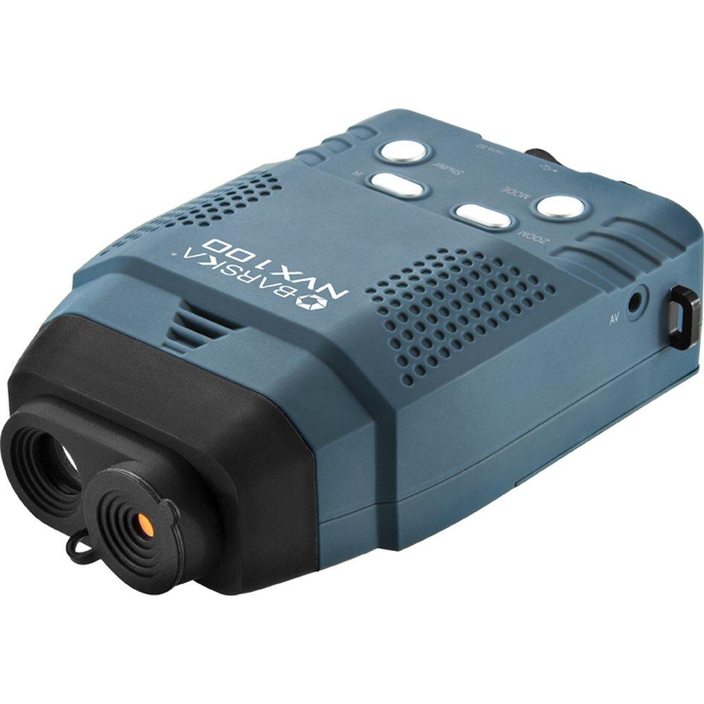Barska NVX100 3x Night Vision Monocular with Built in Camera by BARSKA