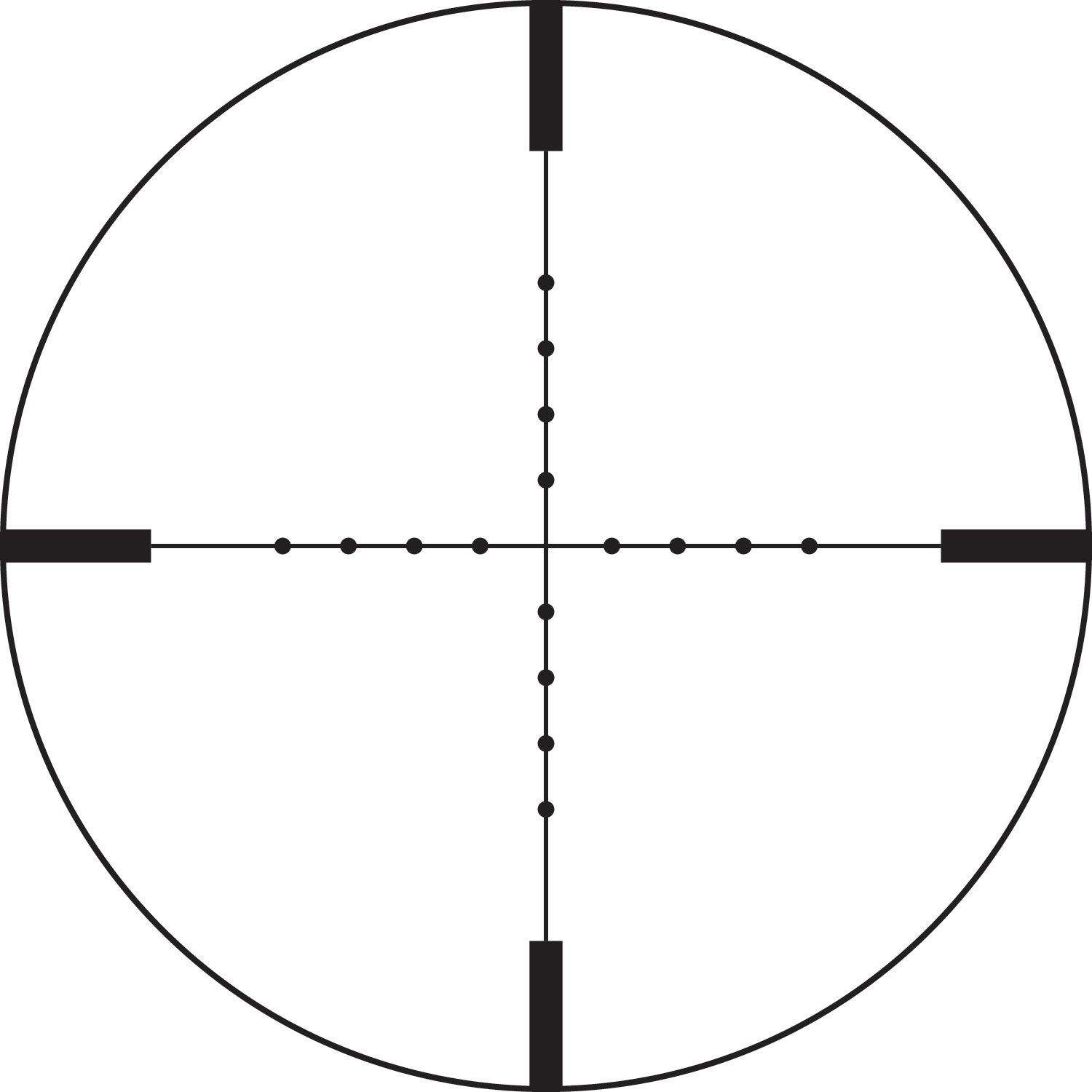 Vortex Optics Mil-Dot Reticle, The Best Optics