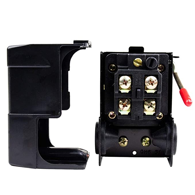 LEFOO LF10-W Water Pressure Switch 30-50psi - Water Pump Accessories - Amazon.com