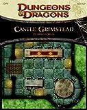 Castle Grimstead - Dungeon Tiles, Wizards RPG Team, 0786960396