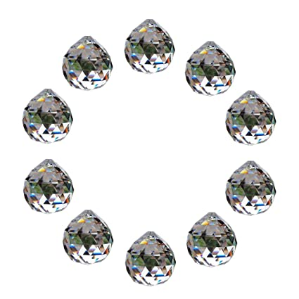 Necklaces & Pendants Inventive Diy Crystal Pendant Home Decoration Jewelry Making Necklace Colorful Beads Handing Curtain Car Light Bed Prism Ornament Crafts Jewelry & Accessories