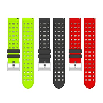 KUNGIX 3 Packs Bandas de Reloj Q8 Smart Watch, Correa ...