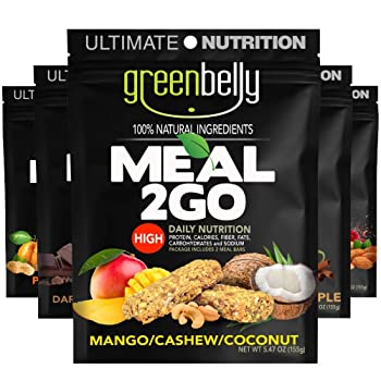 Greenbelly Backpacking Meals