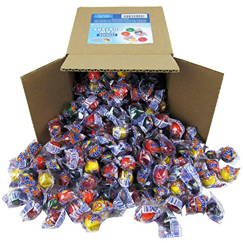 Jawbusters Jawbreakers Candy Bulk - Jaw Busters Jaw Breakers Individually Wrapped - Medium Size