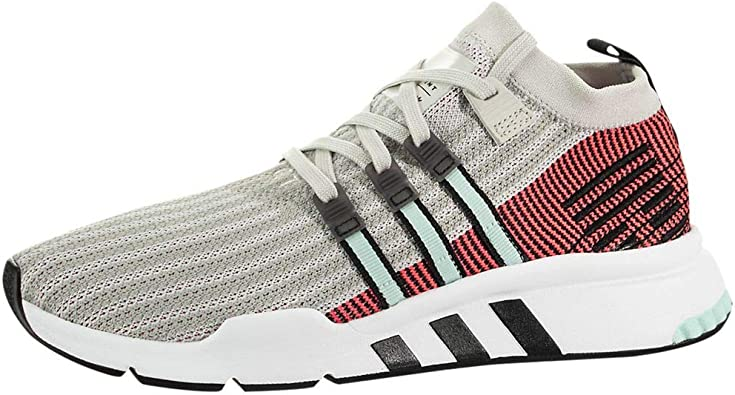 idioma China Personificación  Amazon.com | adidas Mens EQT Support Mid Adv Primeknit Sneakers Shoes  Casual - Grey | Shoes