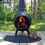 The Blue Rooster Flexible Fire Resistent Chiminea
