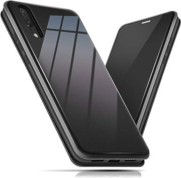 BEZ Funda para Huawei P20, Carcasa de Teléfono Wallet Flip Case ...