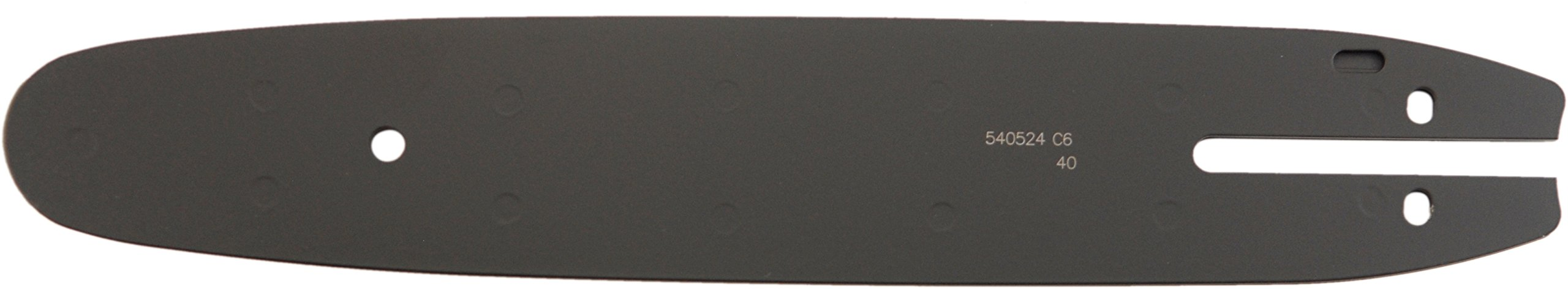 Oregon 540524 Briggs and Stratton 10'' Chain Saw Replacement Bar, Black by Oregon