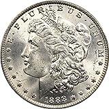 1888 O Morgan Dollars Dollar MS65 PCGS