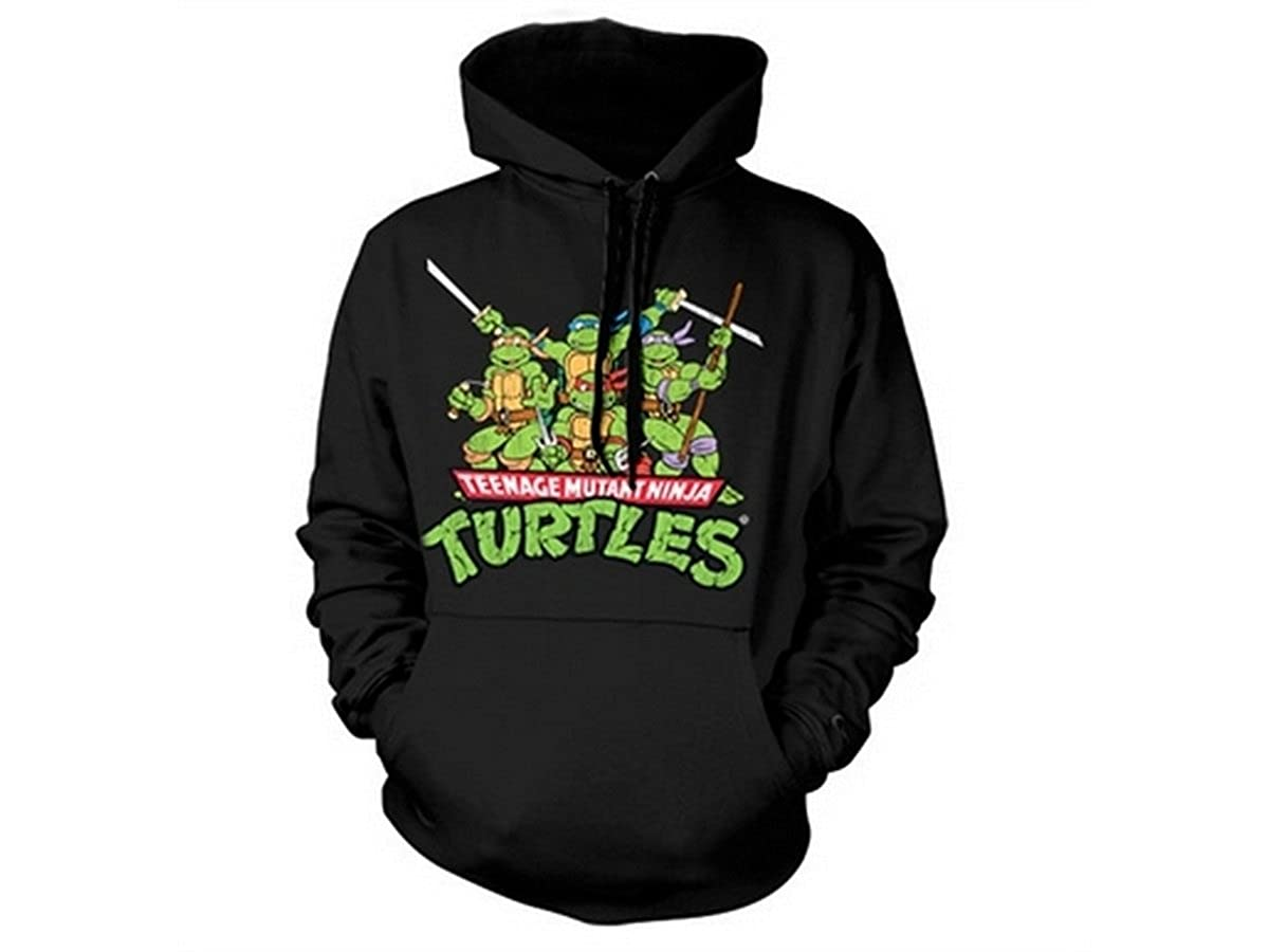Teenage Mutant Ninja Turtles - Group distressed sudadera con ...