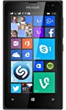 Microsoft Lumia 435 UNLOCKED Windows Phone 8 WP8 2G GSM 850/900/1800/1900MHZ, 3G 850/900/1900/2100MHZ (Black)