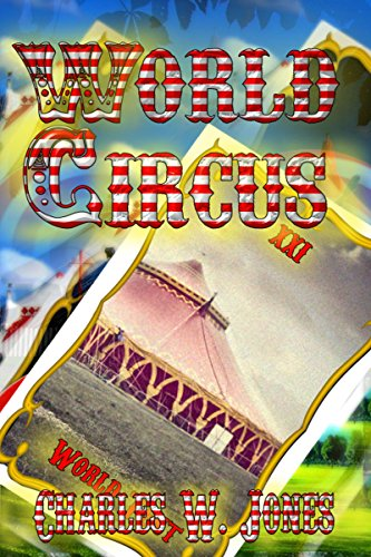World Circus (Circus Tarot Book 3) by [Jones, Charles W.]