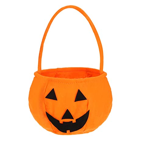 BBTO Bolsa de Calabaza de Halloween Bolsas de Dulce o Truco ...