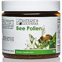 Nature's Goodness Bee Pollen Granules Dietary Supplement 250 g, 250 grams
