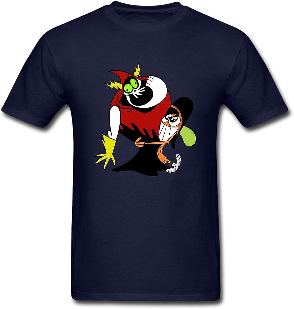Lemon Girl Wander Over Yonder Character USA Style T-Shirt for Man