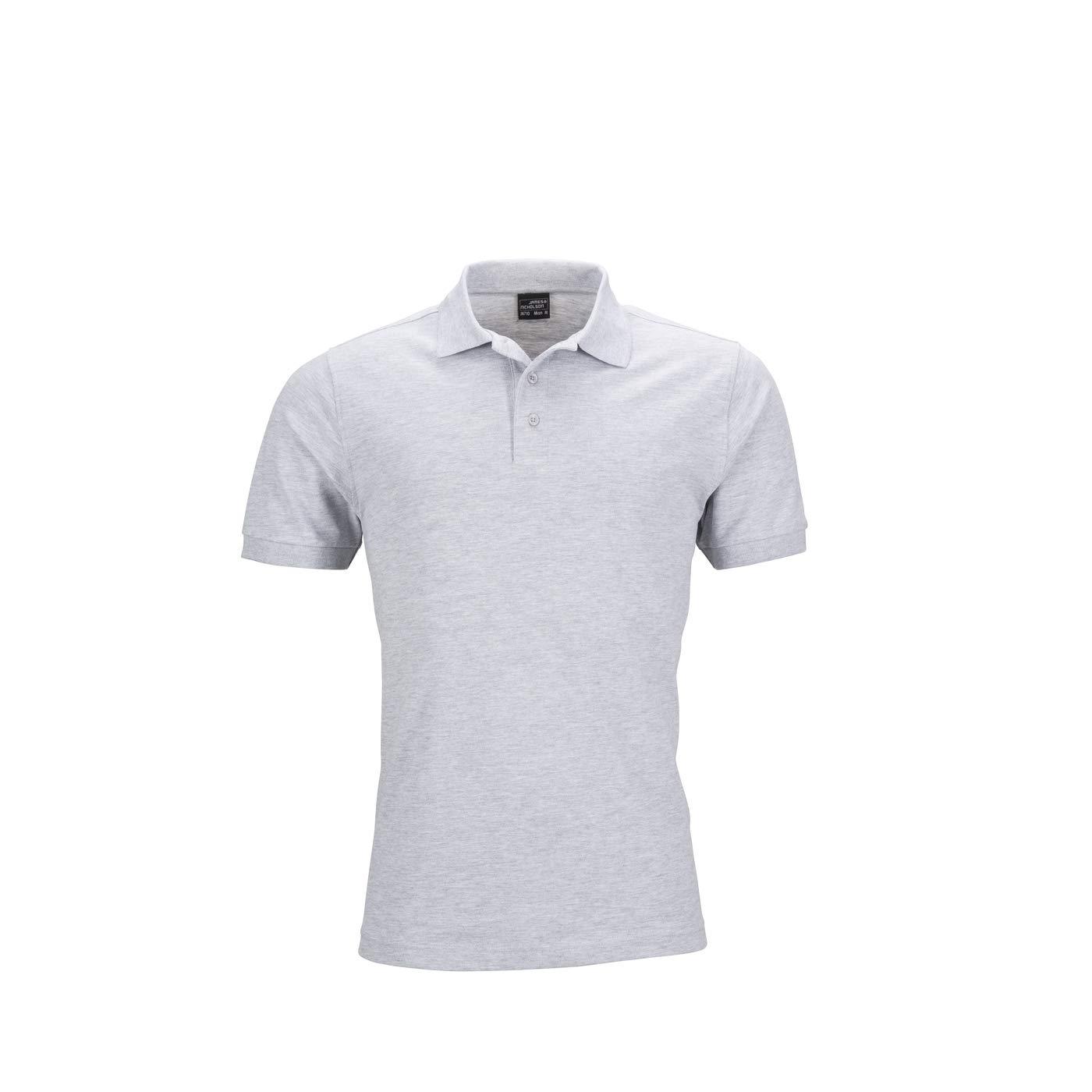 JAMES /& NICHOLSON Homme Tee-Shirt Technique Manches Longues pour Fitness et Sports