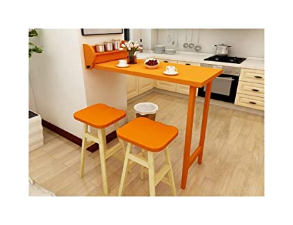 Xjlg Table Pliante Table De Salle A Manger Pliante A Fixer