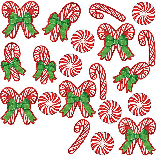 amscan Christmas Paper Cutouts Mega Value Pack, 20 Ct. | Party Decoration]()