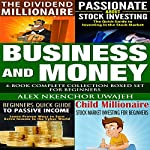 Business and Money: 4-Book Complete Collection Boxed Set for Beginners | Alex Nkenchor Uwajeh