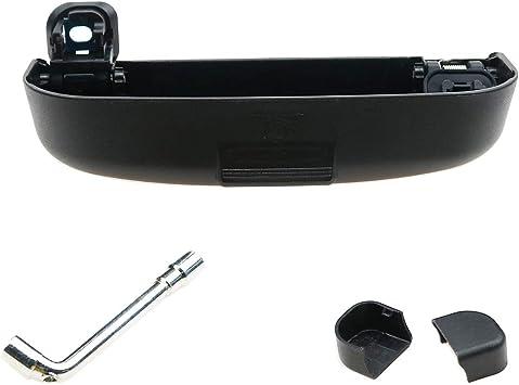 Cdefg Sonnenbrillenhalter Brillenetui Für Volvo Xc90 V60 Auto Brillenhalter Auto Glasses Case Holder Brillenetui Käfig Schwarz Auto