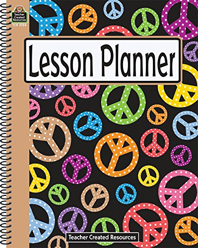 Peace Signs Lesson Planner ()