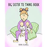 Big Sister To Twins Book