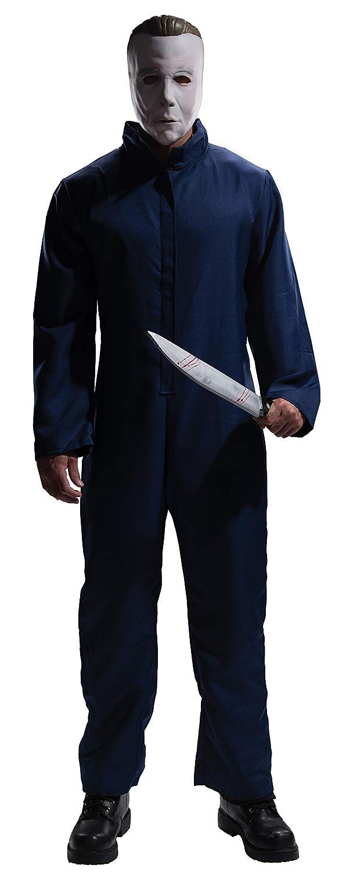 Disfraz Oficial de Michael Myers con máscara de la película ...