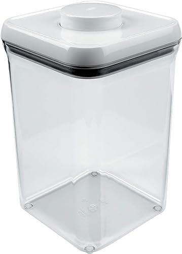 OXO 1071396 4.0 Quart Square Pop Container