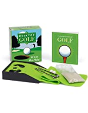 Desktop Golf (Miniature Editions)