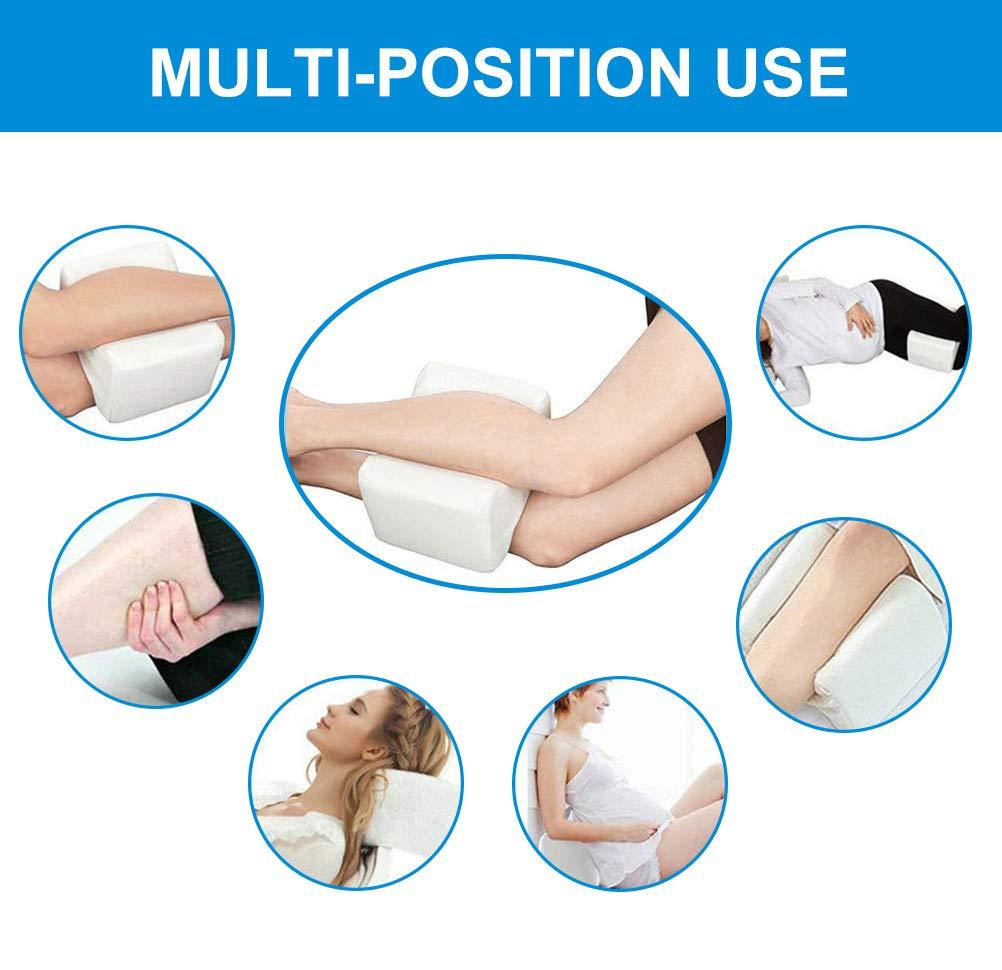 Almohadas-para-piernas-para-dormir-Cojin-ortopedico-para-almohada-con-de-m miniatura 7