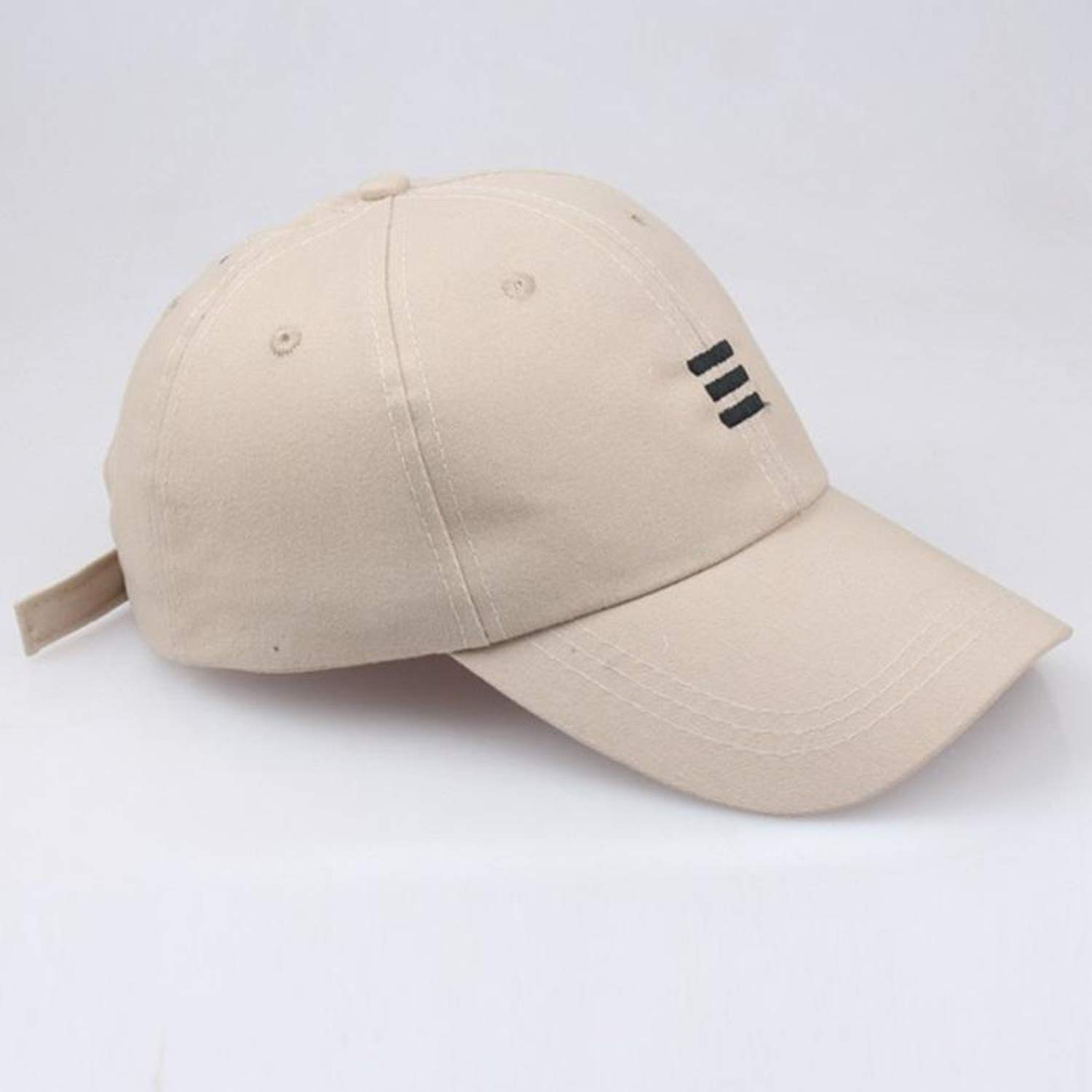 Ron Kite Hiphop Cap Fashion Embroidery Adjustable Cap for Male and Female Sunhat Baseball Cap