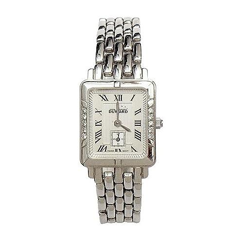 Reloj Duward oro blanco 18k 18k brillantes mujer R1158805  562  - Modelo   oro blanco 18k brillantes  Amazon.es  Joyería c5ac8546162f