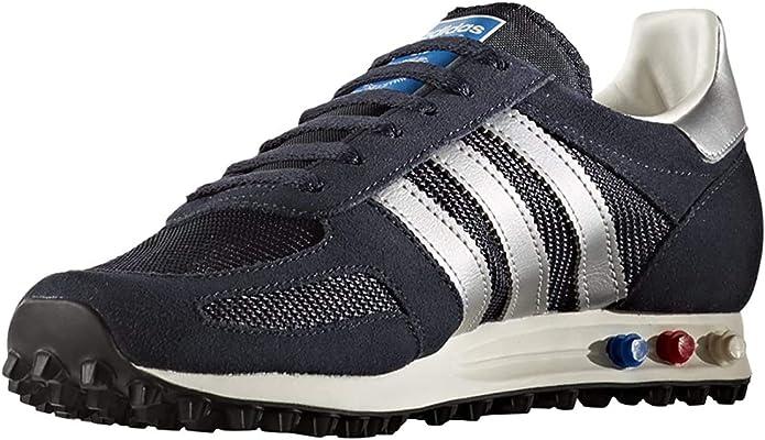 Elemental Mansión pompa  Adidas Originals LA Trainer OG Hombres (UK 4 US 4.5 EU 36 2/3,  Legink/msilver/Navy BB1208): Amazon.es: Zapatos y complementos