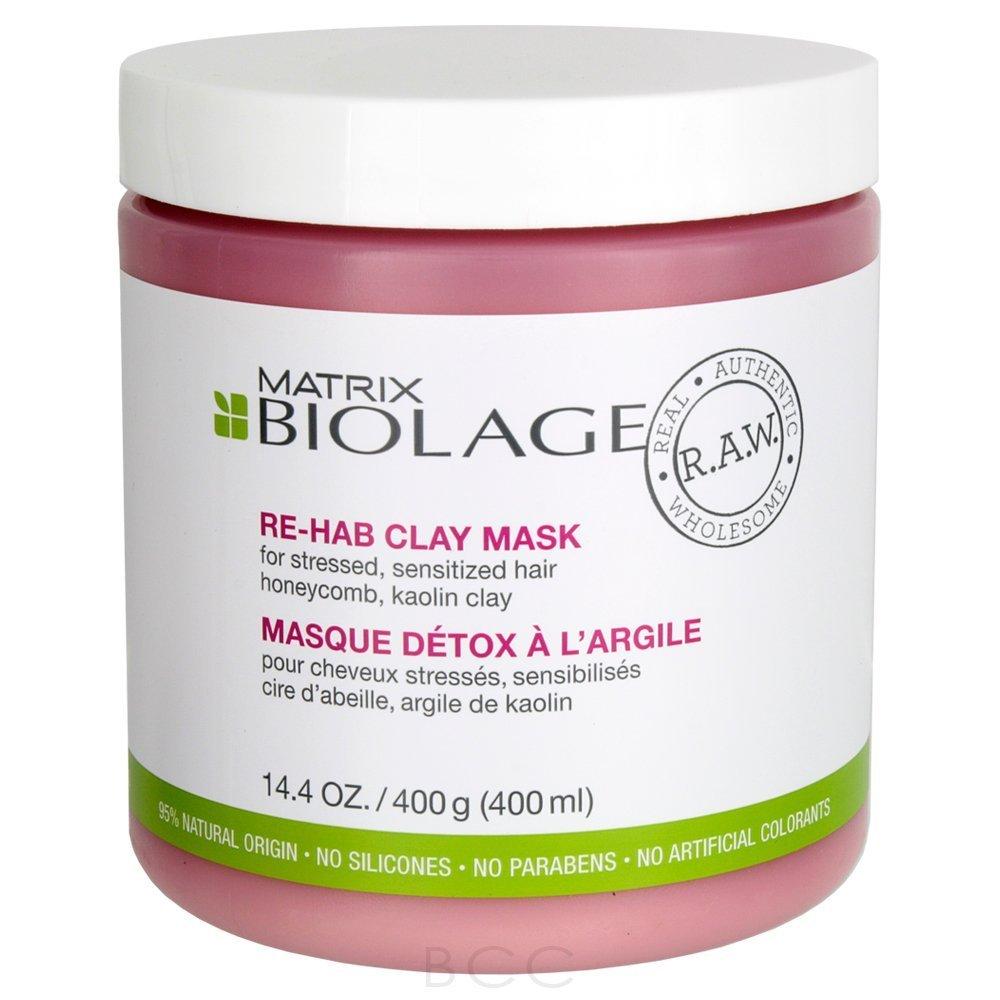 Matrix Rehab Clay Mask 14.4 oz