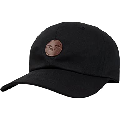 2a4072114de Amazon.com  Brixton Men s Wheeler Medium Profile Adjustable Snapback ...