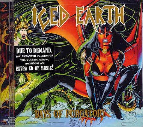 Iced Earth - Days Of Purgatory (2cd) - Zortam Music