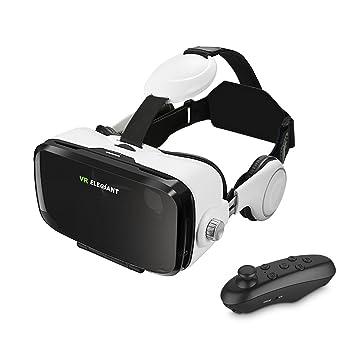 Elegiant 3d Vr Brille Virtuelle Realitaumlt Helm Amazonde