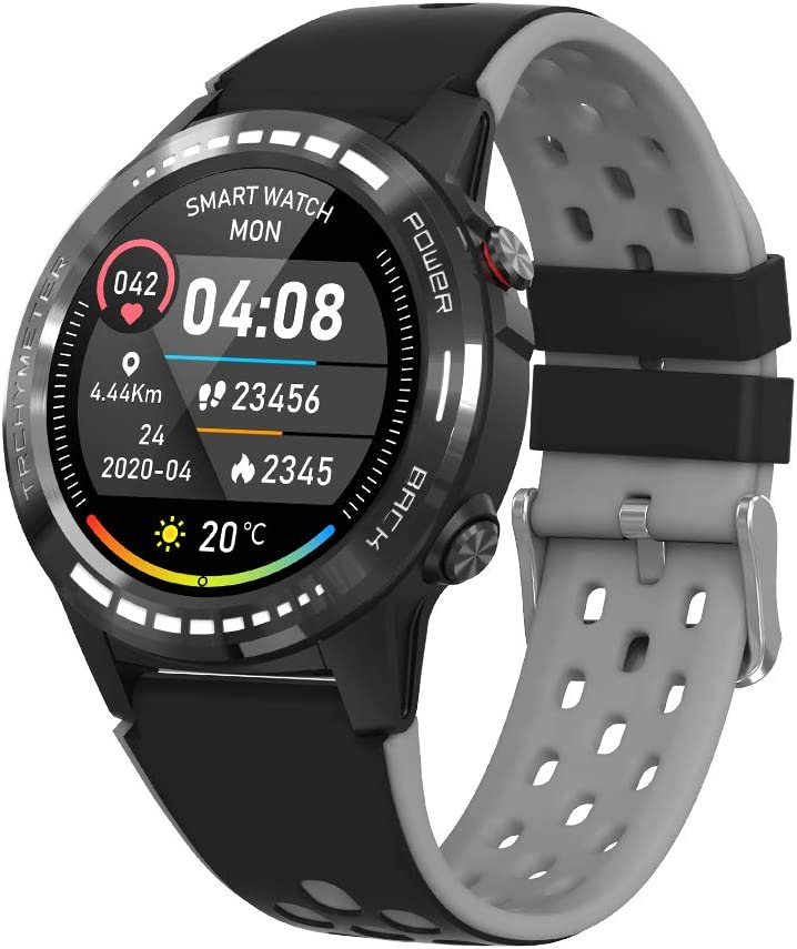 Naturehike GPS Smart Watch for Android and iOS Phone IP67 Waterproof ,Fitness...