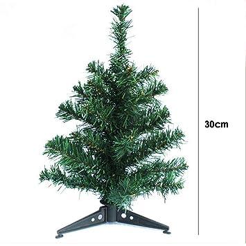 more photos 1eaf5 490c0 Amazon.com: JSGJSDS Christmas Tree 30cm High Christmas ...
