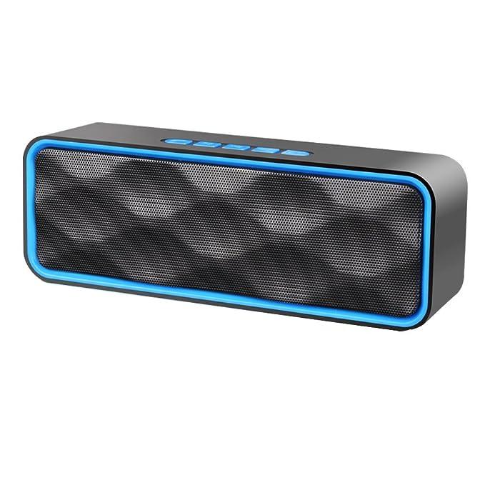 Review Wireless Bluetooth Speaker, Winstion