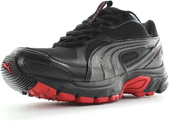 chaussure de marche a pieds homme puma